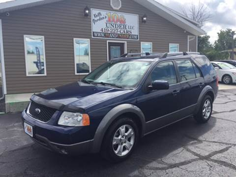 2007 Ford Freestyle for sale at KEITH JORDAN'S 10 & UNDER in Lima OH