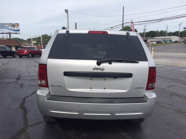 2005 Jeep Grand Cherokee for sale at KEITH JORDAN'S 10 & UNDER in Lima OH