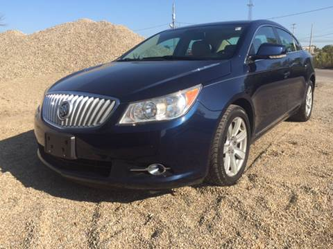 2010 Buick LaCrosse for sale at KEITH JORDAN'S 10 & UNDER in Lima OH