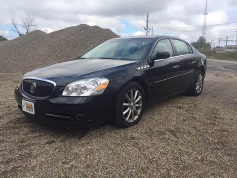 2006 Buick Lucerne for sale in Lima, OH