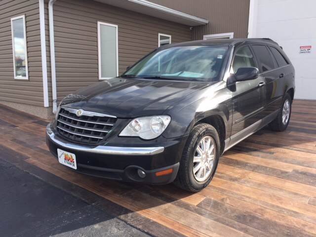 2007 chrysler pacifica touring in lima oh keith jordan. Black Bedroom Furniture Sets. Home Design Ideas