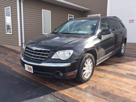 2007 Chrysler Pacifica for sale at KEITH JORDAN'S 10 & UNDER in Lima OH