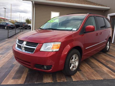 2008 Dodge Grand Caravan for sale at KEITH JORDAN'S 10 & UNDER in Lima OH