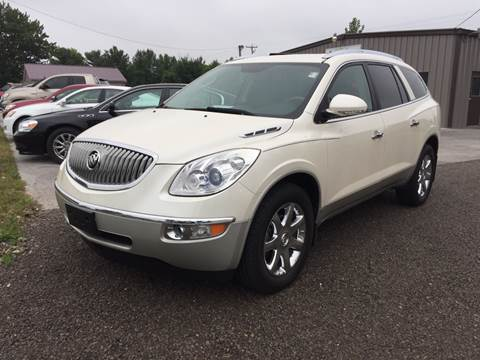 2009 Buick Enclave for sale at KEITH JORDAN'S 10 & UNDER in Lima OH