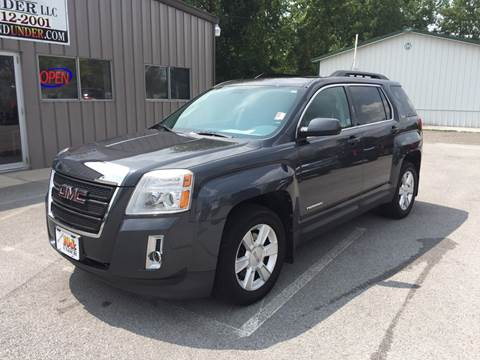 2011 GMC Terrain for sale at KEITH JORDAN'S 10 & UNDER in Lima OH