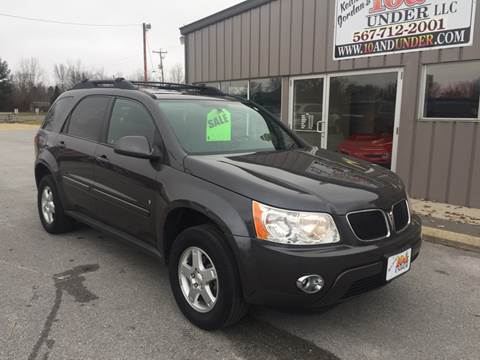 2007 Pontiac Torrent for sale in Lima, OH