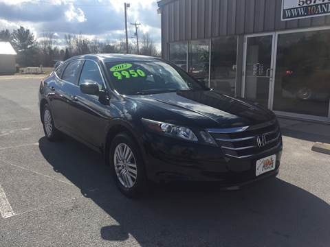 2012 Honda Crosstour for sale in Lima, OH