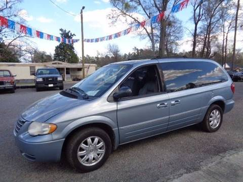 2005 Chrysler Town and Country for sale at Pamplico Motors in Pamplico SC