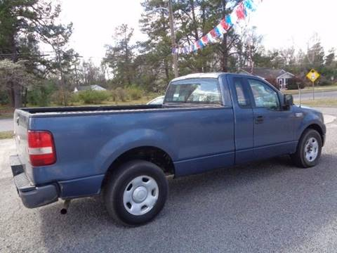 2005 Ford F-150 for sale at Pamplico Motors in Pamplico SC