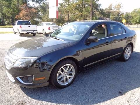 2012 Ford Fusion for sale at Pamplico Motors in Pamplico SC