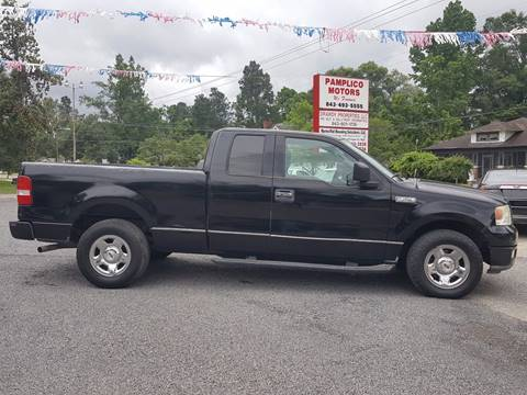 2004 Ford F-150 for sale at Pamplico Motors in Pamplico SC