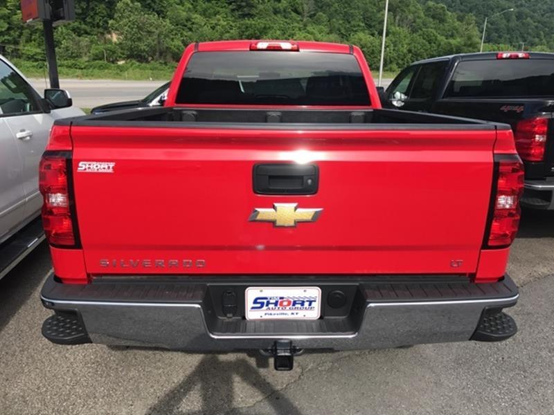2017 Chevrolet Silverado 1500 LT - South Williamson KY