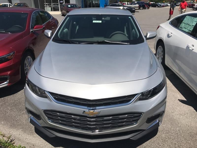 2017 Chevrolet Malibu LT 4dr Sedan - South Williamson KY