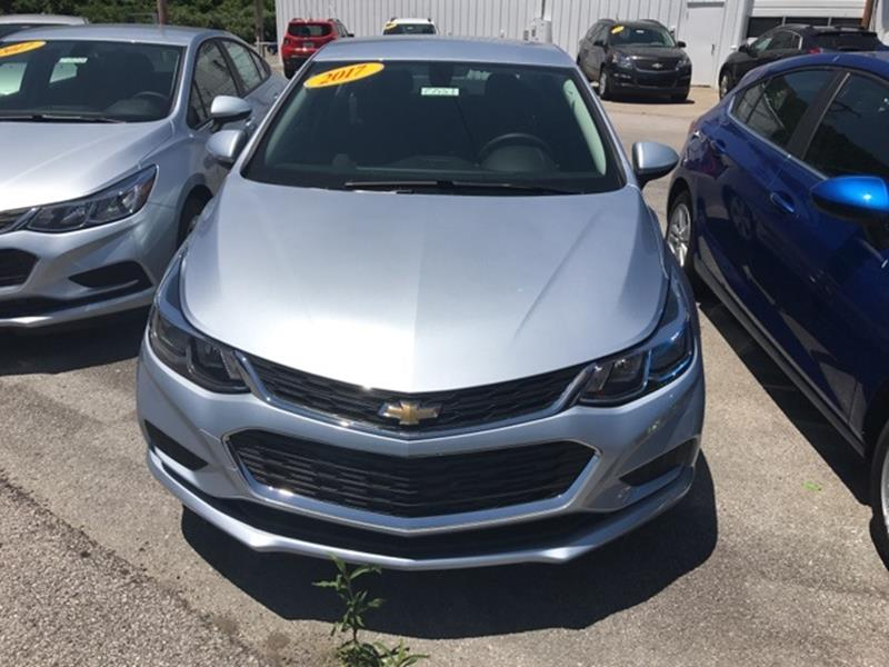 2017 Chevrolet Cruze LS Auto 4dr Sedan w/1SB - South Williamson KY