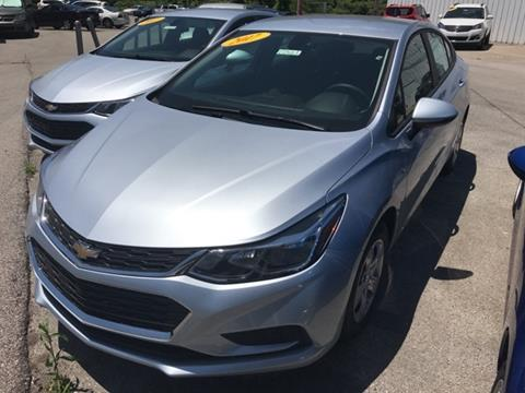 2017 Chevrolet Cruze for sale in South Williamson, KY