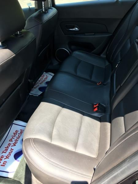 2015 Chevrolet Cruze LTZ Auto 4dr Sedan w/1SJ - South Williamson KY