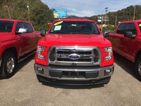 2017 Ford F-150 for sale in South Williamson, KY
