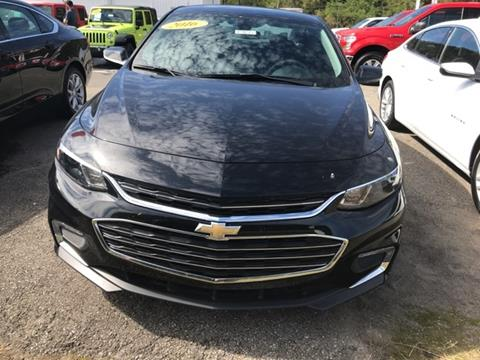 2016 Chevrolet Malibu for sale in South Williamson, KY