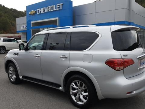 2013 Infiniti QX56 for sale in South Williamson, KY