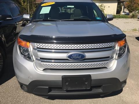 2012 Ford Explorer for sale in South Williamson, KY