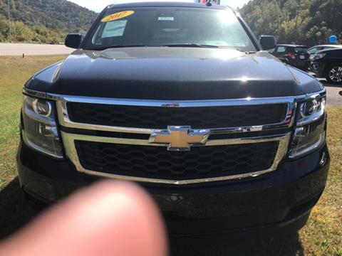 2017 Chevrolet Tahoe for sale in South Williamson, KY
