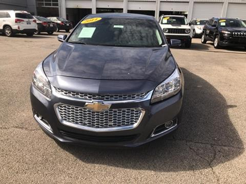 2014 Chevrolet Malibu for sale in South Williamson, KY
