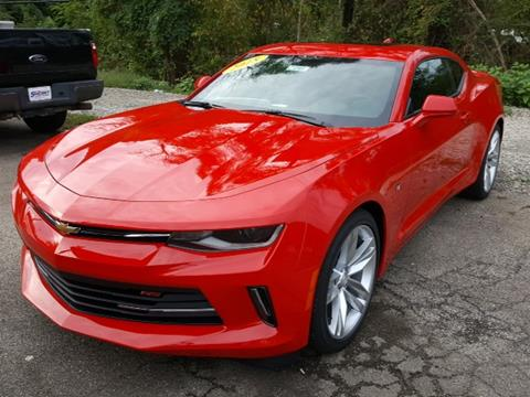 2018 Chevrolet Camaro for sale in South Williamson, KY