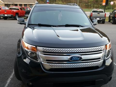 2014 Ford Explorer for sale in South Williamson, KY