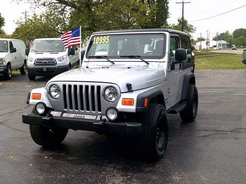2004 Jeep Wrangler for sale in Troy, OH