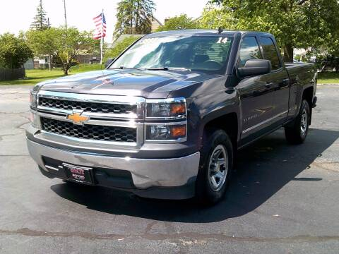 2014 Chevrolet Silverado 1500 for sale at Stoltz Motors in Troy OH