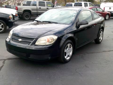 2008 Chevrolet Cobalt for sale at Stoltz Motors in Troy OH
