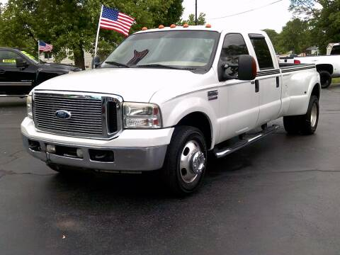 2006 Ford F-350 Super Duty for sale at Stoltz Motors in Troy OH