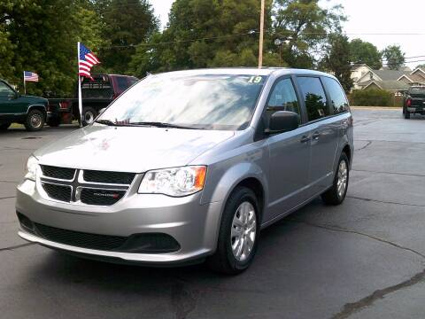 2019 Dodge Grand Caravan for sale at Stoltz Motors in Troy OH