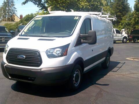 2016 Ford Transit Cargo for sale at Stoltz Motors in Troy OH