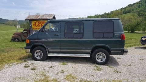 1998 Dodge Ram Van For Sale In Vanceburg KY