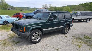 2001 Jeep Cherokee for sale in Vanceburg, KY