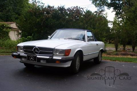 1988 Mercedes-Benz 560-Class for sale in Indianapolis, IN