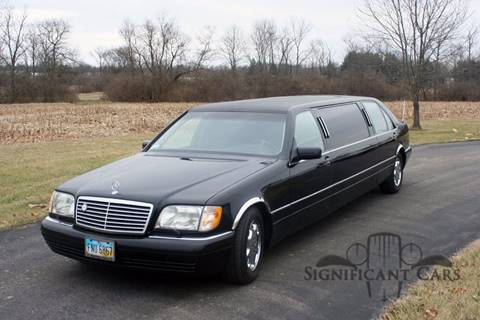 1999 Mercedes-Benz S-Class for sale in Indianapolis, IN
