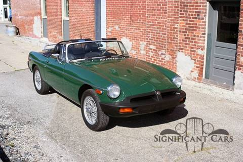 1977 MG MGB for sale in Indianapolis, IN