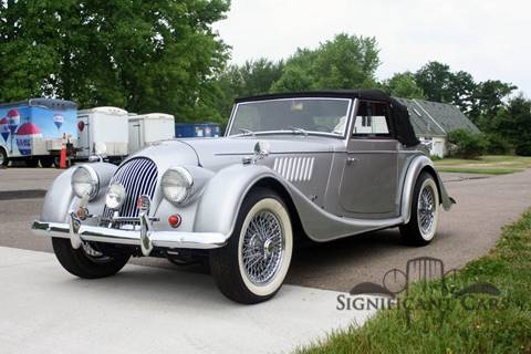 1967 morgan plus 4 for sale in indianapolis in
