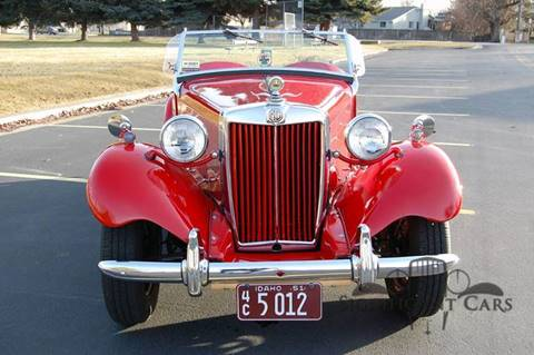 1951 MG TD for sale in Indianapolis, IN