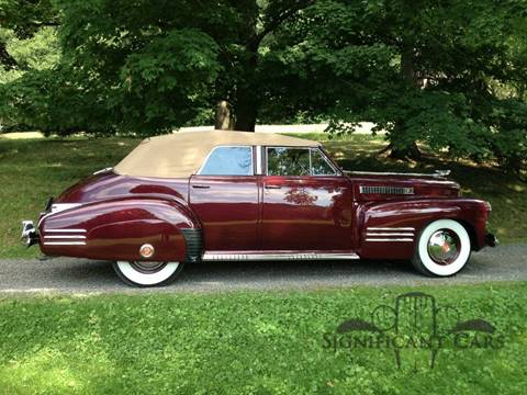 1941 Cadillac Series 62 for sale in Indianapolis, IN