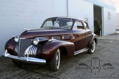 1940 Cadillac Series 62 for sale in Indianapolis, IN