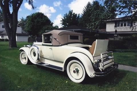 2015 Packard 733 Convertible