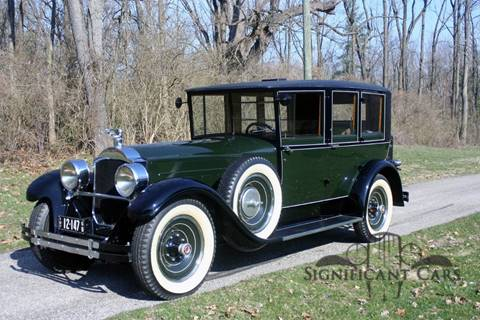 1928 Packard 443 Formal