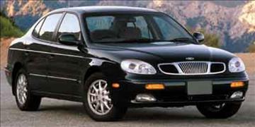 2001 Daewoo Leganza for sale in Spokane, WA