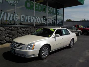 2011 Cadillac DTS for sale in Spokane, WA