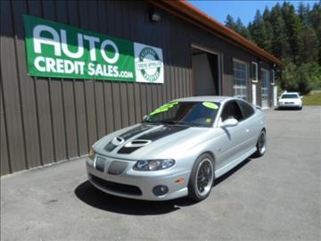 2006 Pontiac GTO for sale in Hayden, ID