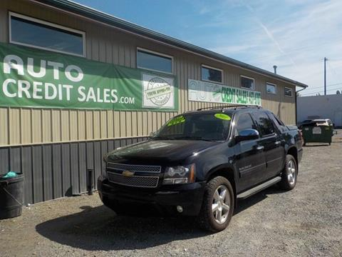 2011 Chevrolet Avalanche for sale in Hayden, ID