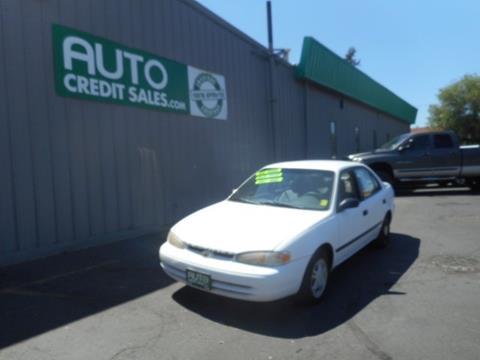 1999 Chevrolet Prizm for sale in Spokane Valley, WA
